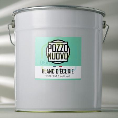 Blanc d'écurie à la chaux prêt à l'enploi Pozzo Nuovo