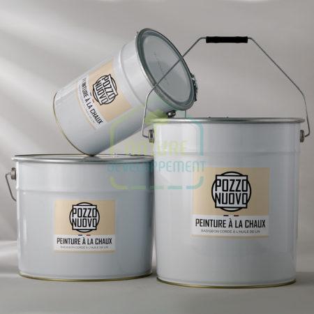 Badigeon cordé à l'huile de lin prêt à l'enploi Pozzo Nuovo
