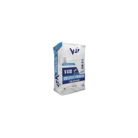 Colle à carrelage Grise COLLIFLEX PREMIUM V410 VPI