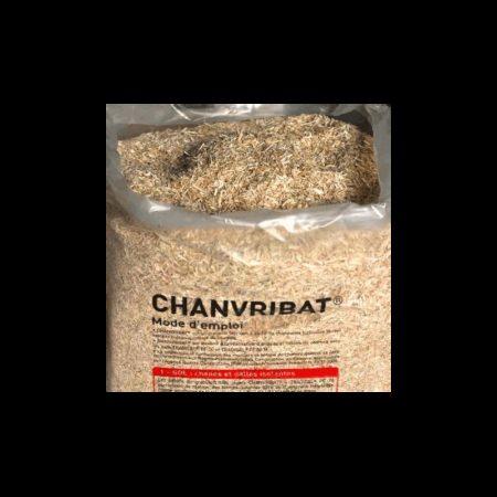 Granulat de chanvre TRADICAL CHANVRIBAT (St Michel/Orge)