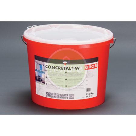 KEIM Concretal ® -W-Grob