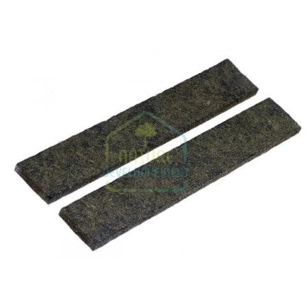 Bande résiliente pour cloisons et planchers Steico Phaltex