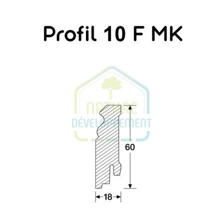 Plinthe - Profile 10 F MK MEISTER