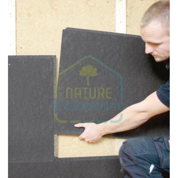 STEICO universal black rainiure-languette