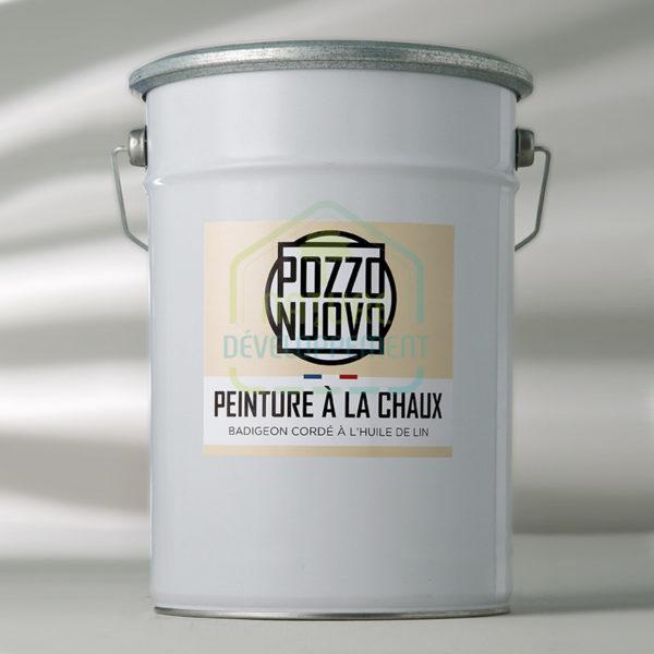 Badigeon cordé à l'huile de lin prêt à l'enploi Pozzo Nuovo 5 litres
