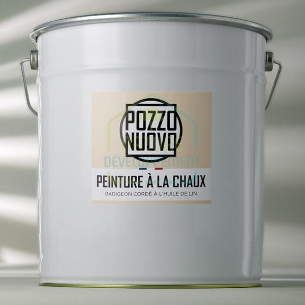 Badigeon cordé à l'huile de lin prêt à l'enploi Pozzo Nuovo 20 litres