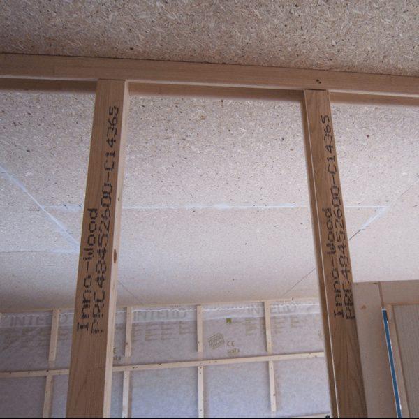 Ossature bois Inno-wood
