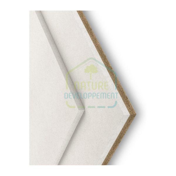 Plaque de sol Fermacell 30mm avec fibre de bois, à la palette.