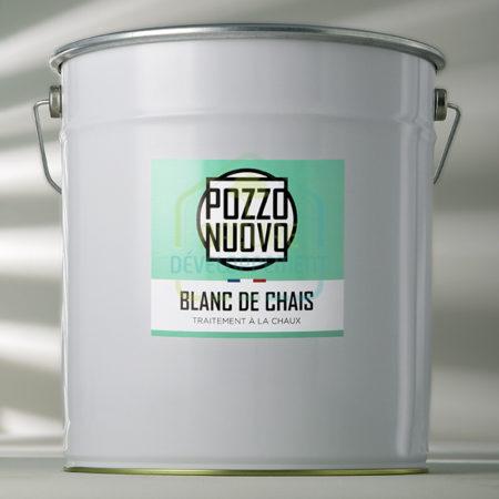 Blanc de chais à la chaux prêt à l'enploi Pozzo Nuovo 20 Litres