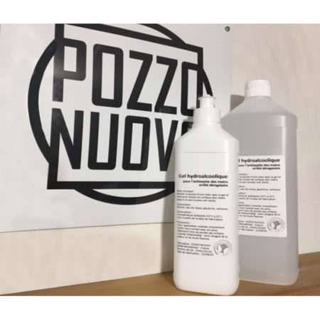 Gel hydro-alcoolique Pozzo Nuovo