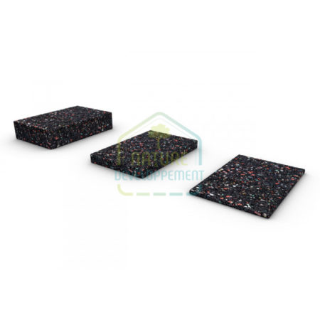 Pads pour terrasse HECO