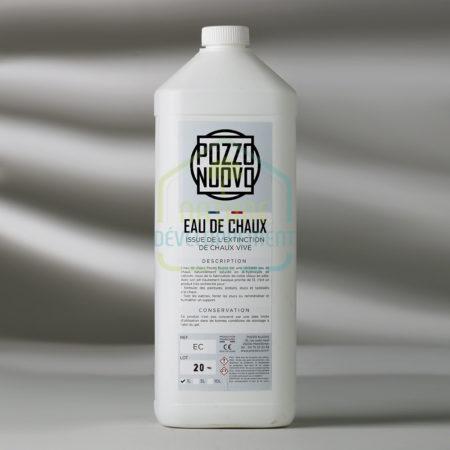 Eau de chaux Pozzo Nuovo 1 litre