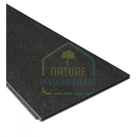 Isolant rigide pare-pluie fibre de bois STEICO universal black