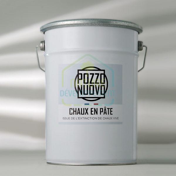 Chaux en pâte 7Kg Pozzo Nuovo
