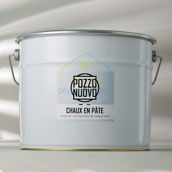 Chaux en pâte 17Kg Pozzo Nuovo