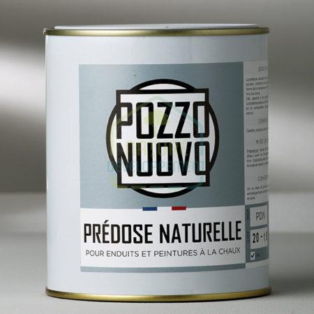 Prédose naturelle adjuvants pour chaux Pozzo Nuovo
