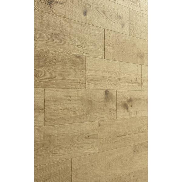 Lambris en bois véritable craft EP 500 huilé nature Natural Oak 4301 détail