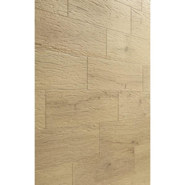 Lambris en bois véritable craft EP 500 huilé nature Pure Oak 4303 détail