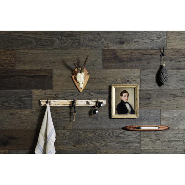 Lambris en bois véritable craft EP 500 huilé nature Old Denim Oak 4304 ambiance