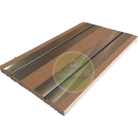 KIT PLANCHER CHAUFFANT CaleôSol TRADI ECO+ 40mm RT2020
