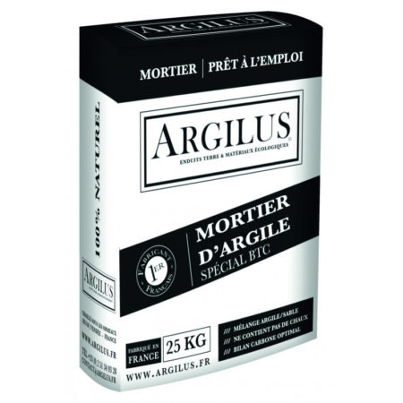 """Mortier BTC """"Argilus"""""""