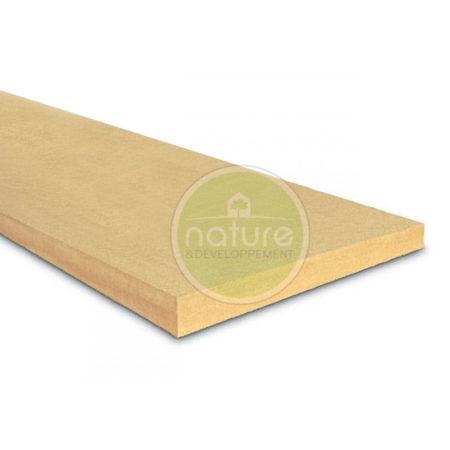 Plaque fibre de bois neutre ECO+