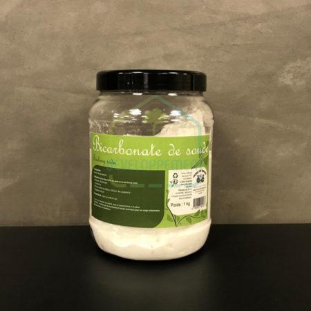 Bicarbonate de soude 1Kg Ocres de France