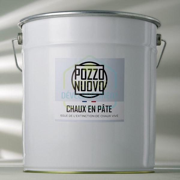 Chaux en pâte 27Kg Pozzo Nuovo